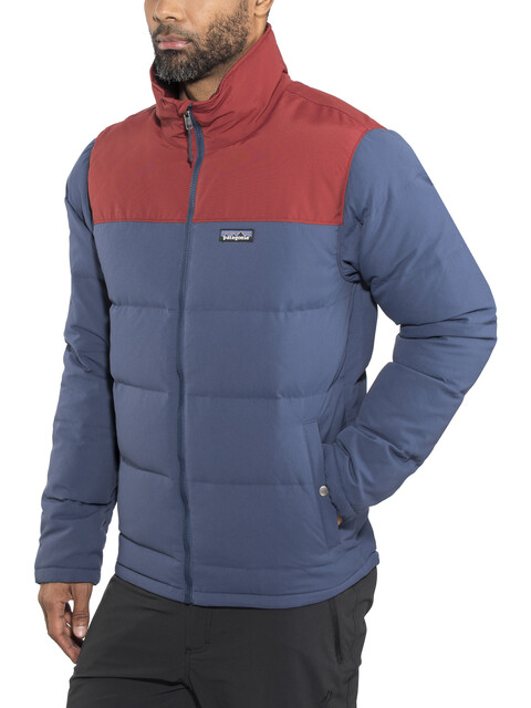 Patagonia M's Bivy Down Jacket Stone Blue